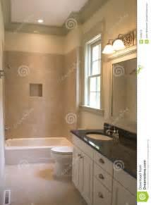 simple bathroom  tile  stone royalty  stock