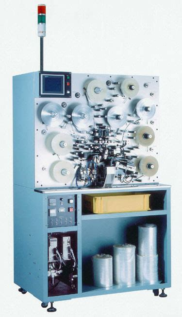 capacitor winding machine capacitor winding machine model cw2s 50j technical coordination development of electric