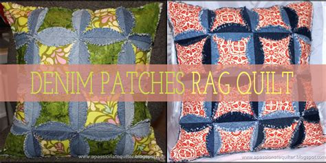 Denim Quilt Patterns For Beginners by 10 Free Rag Quilt Patterns Tutorials For Beginners