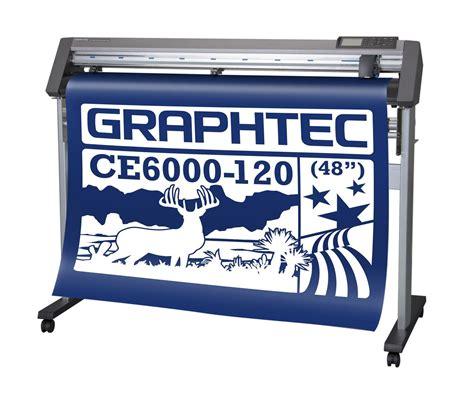 Jual Mesin Cutting Plotter Graphtech Ce6000 60 graphtec ce6000 series professional class cutter plotter