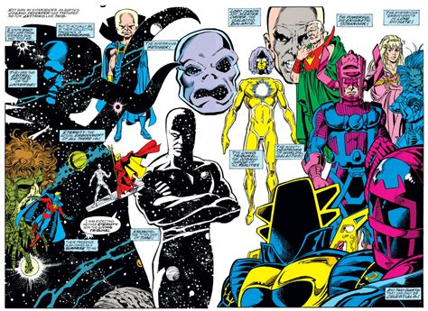 marvel universe transhuman traditionalism heavenly hierarchies in the dc