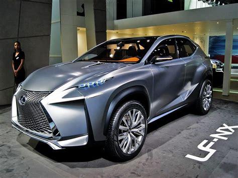 lexus crossover 2013 lexus lf nx crossover concept se presenta autocosmos com