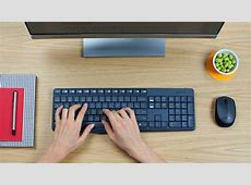 Logitech MK235 Wireless Keyboard and Mouse Combo Mouse And Keyboard Support