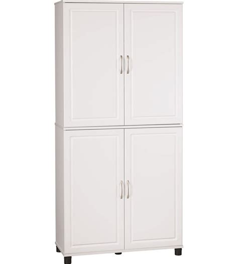 36 inch white storage cabinet kitchen storage cabinet 36 inch in pantry shelving