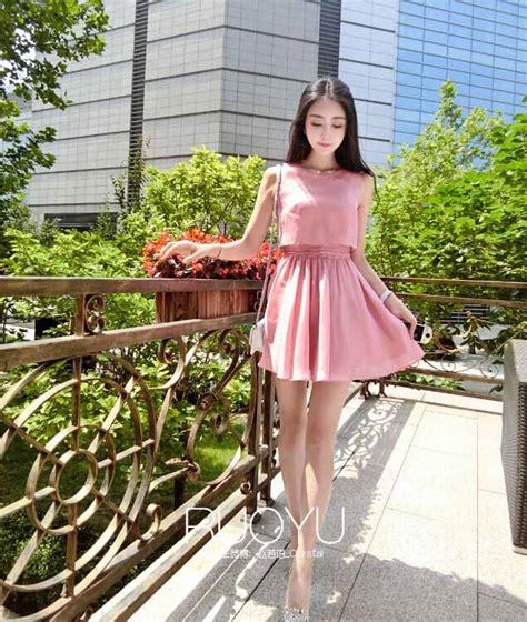 Z322 Minidress Import mini dress pink import terbaru 2016 myrosefashion