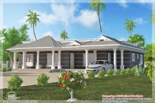 1 floor house plans beautiful 2500 sq one floor house kerala home