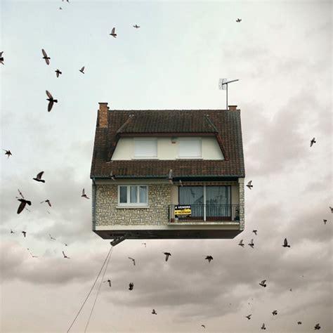 la volante des maisons volantes