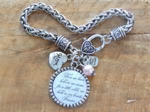Personalized Remembrance Jewelry Personalized Sympathy Bracelet Sympathy Gift Sympathy For