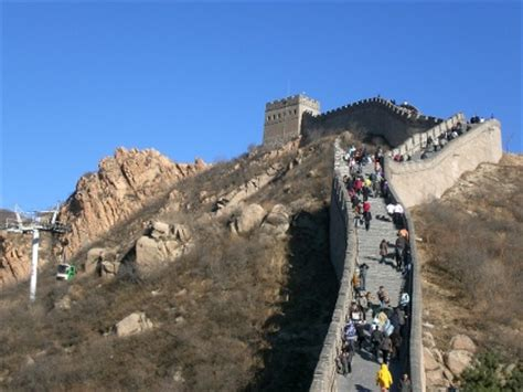 great wall badaling section places to see in beijing beijing days out beijing day