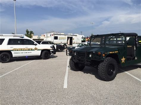 Pinellas County Sheriff Office On A 10 50 Traffic Stop by 15 188 The Pinellas County Sheriff S Office Is Teaming Up With The Pinellas Park