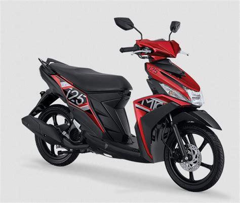 Kiprok Mio M3 125 Yamaha Asli harga fitur dan spesifikasi yamaha mio m3 125 terbaru ridergalau