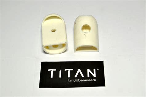 ricambi box doccia titan titan supporto carrello box doccia 1pz bagno e ricambi