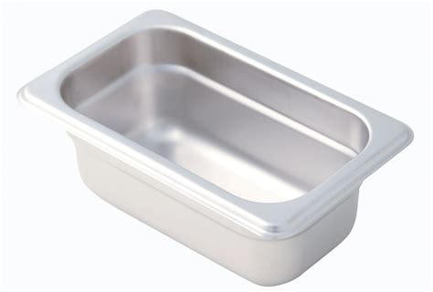 size steam table pan johnson 57902 1 9 size steam table pan 5 8 qt