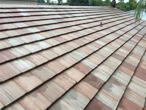 Tile Roof Installation Flat Roof Tile Installation Floridian Blend Miami General Contractor