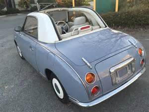 Nissan Convertibles Nissan Figaro Convertible Classic Coupe For Sale Photos