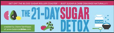 21 Day Brain Detox Review by Sugar And Your The 21 Day Sugar Detox Ebook Review