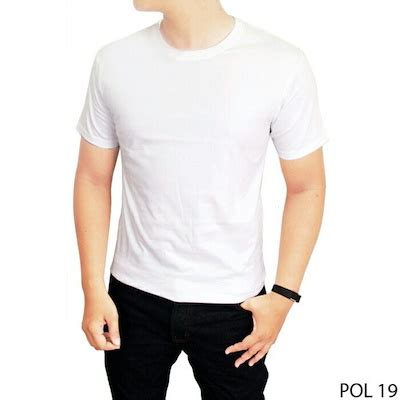Baju Kaos Pria Mma Fitnes Up qoo10 kaos polos pria warna putih baju polos pria pakaian pria