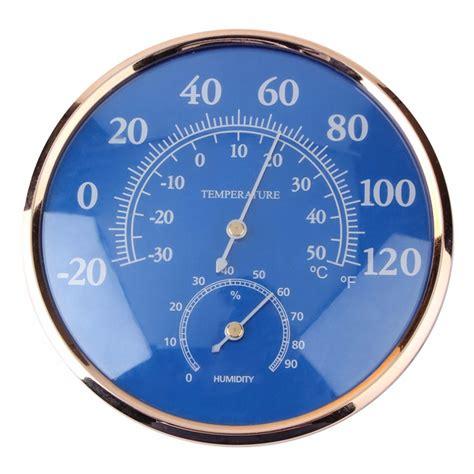 Hygrometer Htc 1 Pengukur Kelembaban Dan Suhu Ruangan large fahrenheit celsius thermometer hygrometer temperature humidity monitor meter