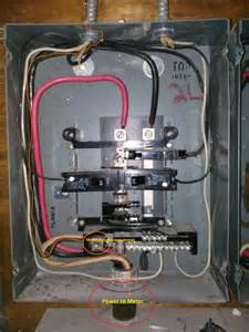 electrical should a neutral wire ever be connected to