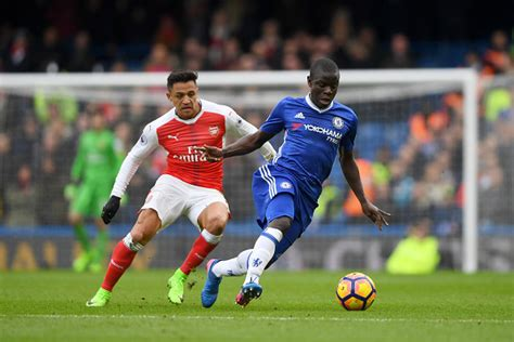 alexis sanchez not nominated chelsea news n golo kante beats alexis sanchez to player
