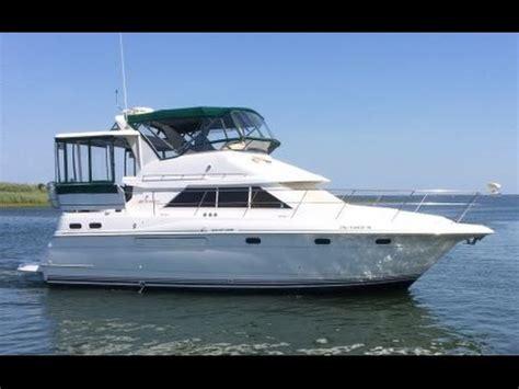 cabin cruiser motor boats 1996 36 foot cruisers 3650 aft cabin motoryacht for sale
