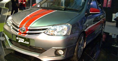 Karpet Mobil Etios Valco modifikasi mobil etios valco curan otomotif
