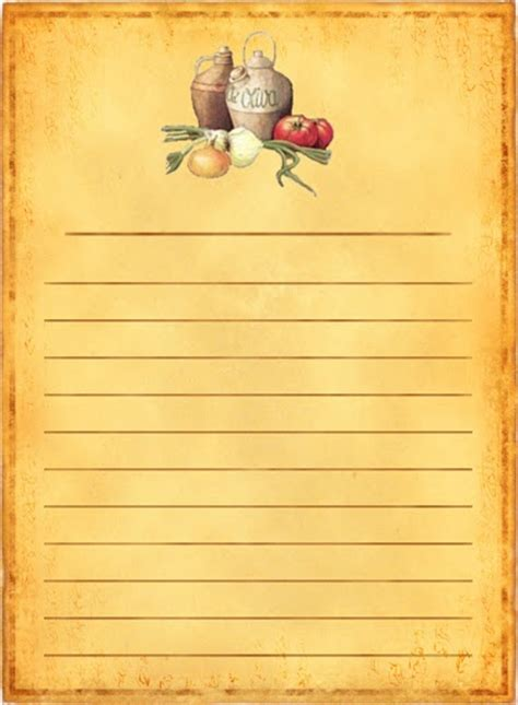 blank recipe card book 1000 images about recipe scrapbooking printables and