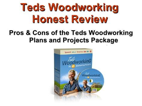 teds woodworking plans reviews teds woodworking package review