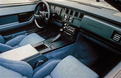 1984 corvette seats corvette cloth seats more or less than meets the eye