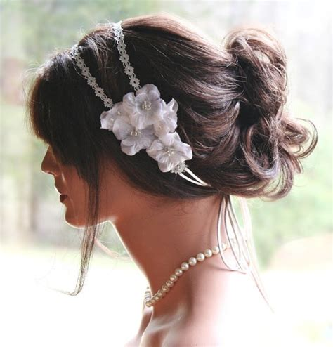 bridal ribbon hairstyles 55 best images about classic bridal look on pinterest