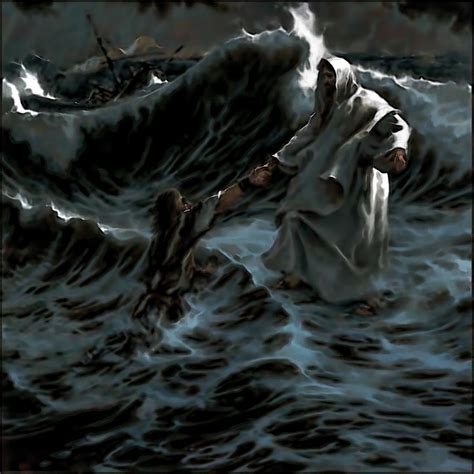 rock the boat jesus response to good news god s power saves us when we