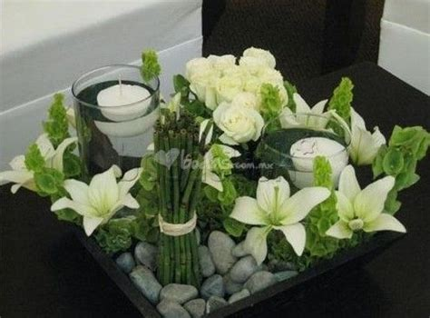 15 centros de mesa para bautizo florales 15 centros de mesa para boda en primavera wedding