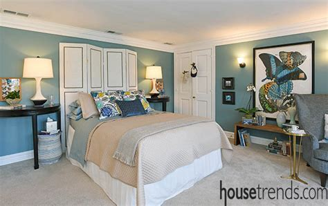 guest bedroom from 2015 dpva designers show house gardens