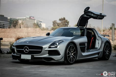 Mercedes Sls Amg by Mercedes Sls Amg Black Series 3 February 2016