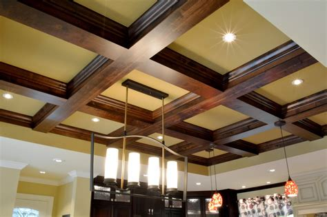 Coffered Ceiling Height Gandul An Entertainer S Oasis