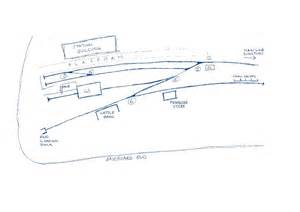 Cabin Layout Plans branch line terminus ca 1950 north east layout amp track