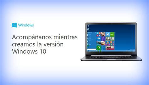 windows 10 imagenes vista previa descarga la vista previa de windows 10