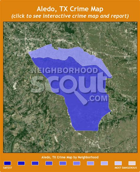 aledo texas map aledo tx crime rates and statistics neighborhoodscout