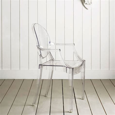 ghost armchair invisible touch modern design by moderndesign org
