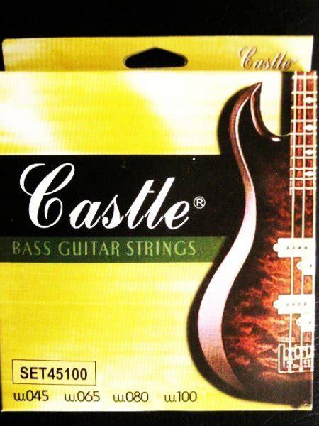 Harga Efek Gitar 1 Set senar gitar bass toko gitar 15
