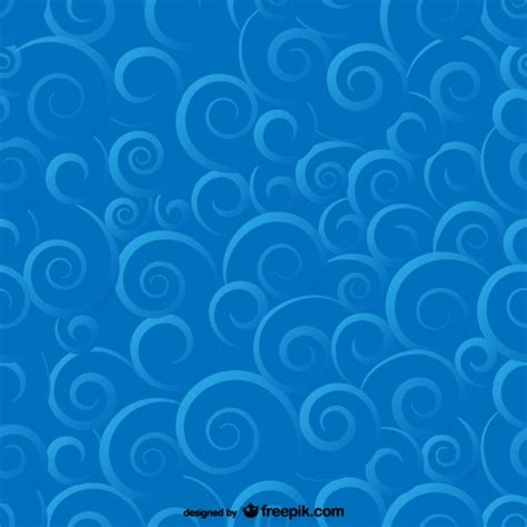 free cloud pattern background blue chinese cloud pattern vector free download