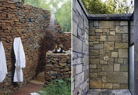 rivestimento doccia in pietra foto docce in pietra di valeria treste 310680