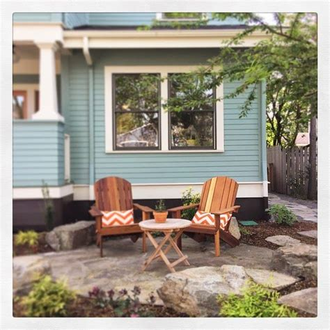 front yard furniture best 25 front yard patio ideas on yard