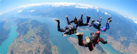 sky dive okanagan skydive skydiving in vernon bc canada kelowna