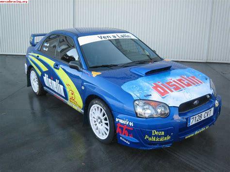 Gr Subaru by Subaru Gr N Venta De Coches De Competici 243 N Subaru