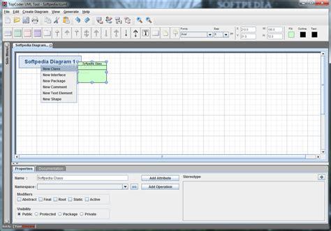 uml software free topcoder uml tool