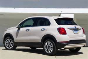 Fiat 500 Lounge Review Top Gear 2016 Fiat 500x Lounge Fwd Gayot