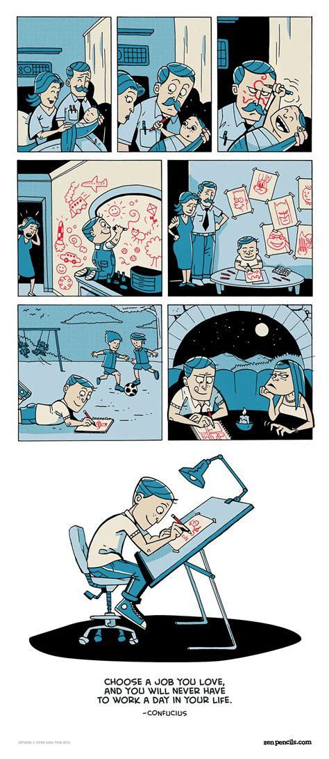 inspirational quotes  work cartoons quotesgram