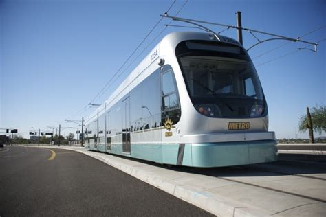 Light Rail System by Providing Transportation Alternatives For The