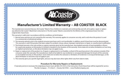 ab coaster black the abs company